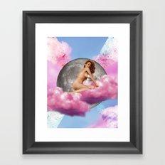 Bad B*tch Framed Art Print