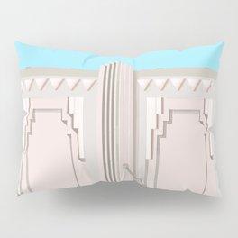 Art Deco Detail Junction Street No.2 Pillow Sham