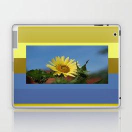 Sunflower Color Palette Laptop & iPad Skin