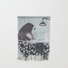 bath time Wall Hanging