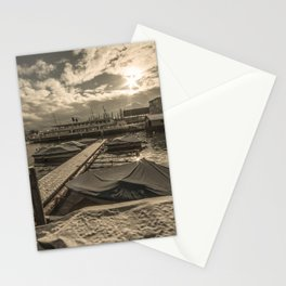 Cold Boats Stationery Cards