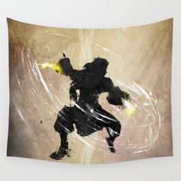 Get Bent :: Air Wall Tapestry
