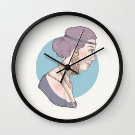 Gretchen Wall Clock