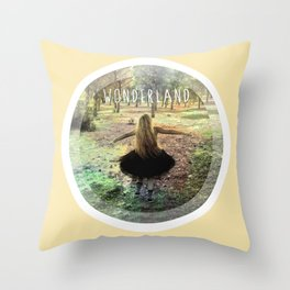 Like a child Throw Pillow
