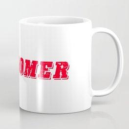 OK BOOMER VINTAGE Coffee Mug