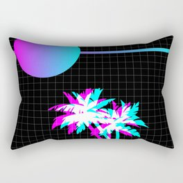 Like the 80s ? Rectangular Pillow