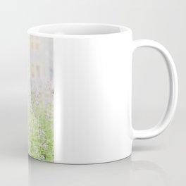 Lavender in the Springtime, South End, Boston Coffee Mug