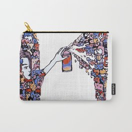 graffiti soul Carry-All Pouch