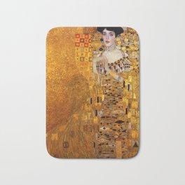 Gustav Klimt portrait painting of Bloch-Bauer Bath Mat