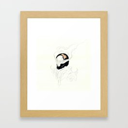 UnHuman#11 Framed Art Print