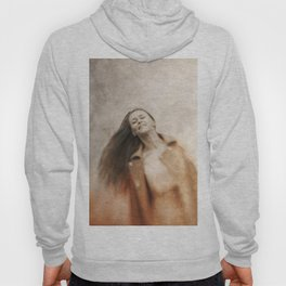 Woman smile Hoody