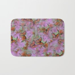 Monarch Mania Bath Mat