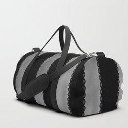 Gothic Stripes II Duffle Bag