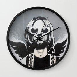 Rebel in Paradise 2 Wall Clock