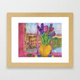 Bella Italia Framed Art Print