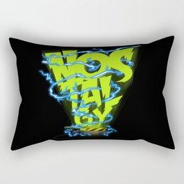 Nostalgy Rectangular Pillow