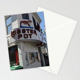 Lobster Pot Stationery Cards