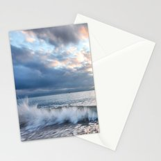 Frozen Wave Stationery Cards