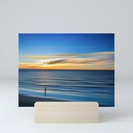 The Perfect Beach Mini Art Print