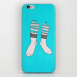 SOCKS iPhone Skin