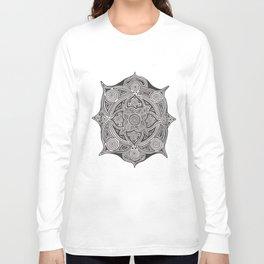 Leukomelanophobia (05) Long Sleeve T-shirt