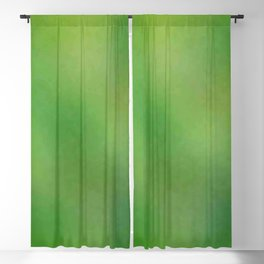 Color gradient and texture 67 green Blackout Curtain