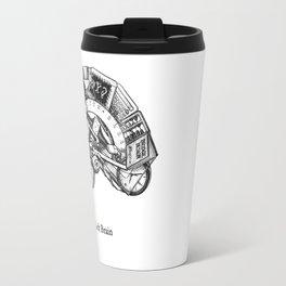 Left Brain Travel Mug