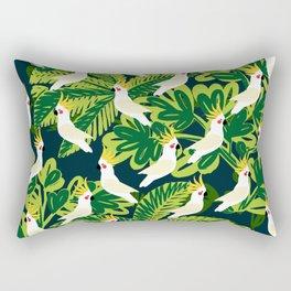 Cute Parrot Rectangular Pillow