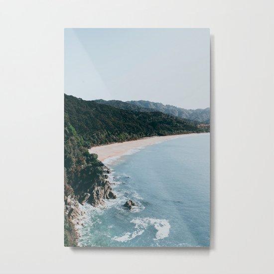 New Zealand III Metal Print