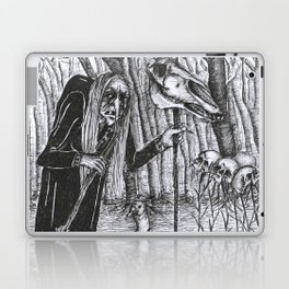 Baba Yaga Laptop & iPad Skin