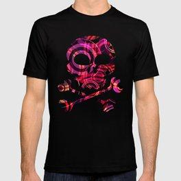 PATTERN-5 [atmospheric circle design] T-shirt