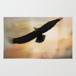 Soar High And Free Rug