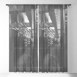 City Light Sheer Curtain