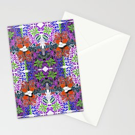 Symmetrical Mouse (50) Stationery Cards