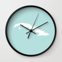 CUBA Wall Clock
