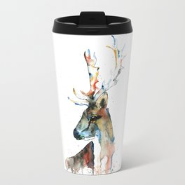 Deer - Fallow Deer Travel Mug