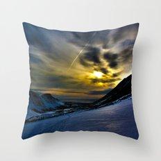 Glen Alps  Throw Pillow