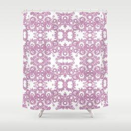Gothic Lace Mystique Shower Curtain