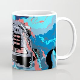 Back to the Future 2 (BTTF 2) Coffee Mug