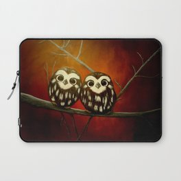 Baby Owls Laptop Sleeve