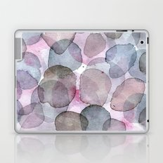 Purple Planets Laptop & iPad Skin