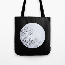 Silver Kiss III Tote Bag