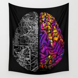 Ambiguity Wall Tapestry