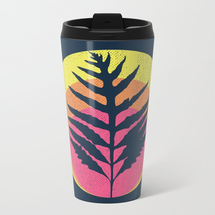 Harvest Metal Travel Mug