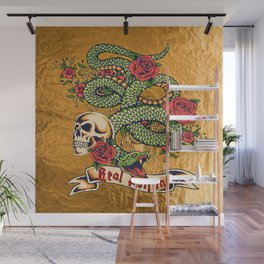 Real Poison Wall Mural