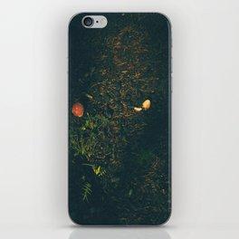 Someone Killed This Mushroom iPhone Skin