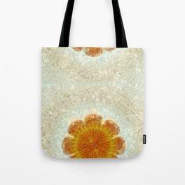 Epexegetic Pie In The Sky Flower  ID:16165-011115-17420 Tote Bag