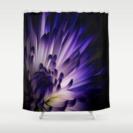 On The Dark Side Shower Curtain