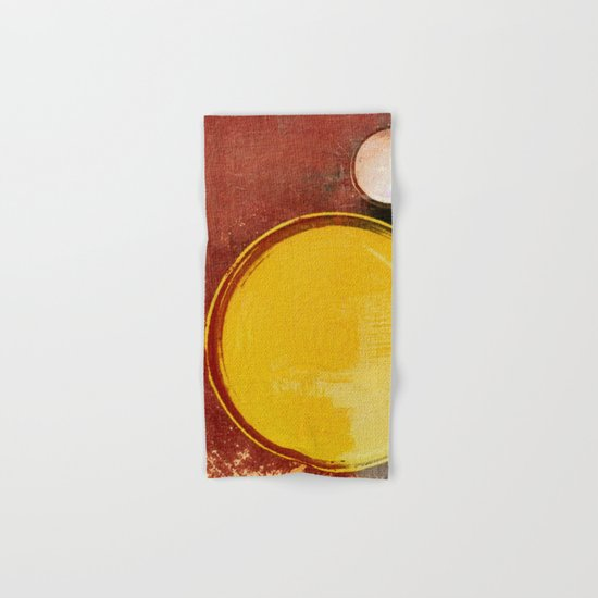 Kuaray and Jacy (Sun and Moon) Hand & Bath Towel