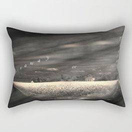 That's Life Rectangular Pillow